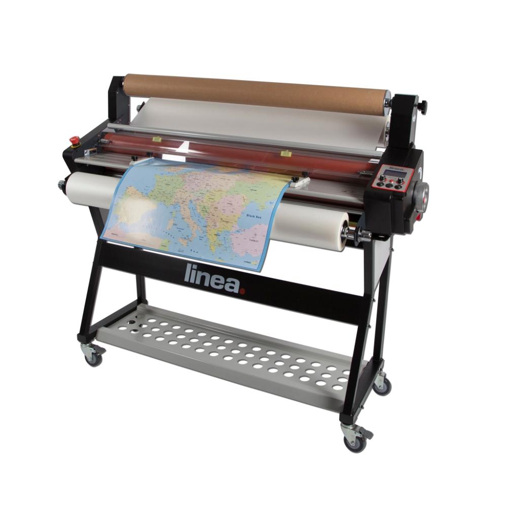 Linea 1100 A0 Roll Fed Laminator Pdc Presentation Solutions Ltd